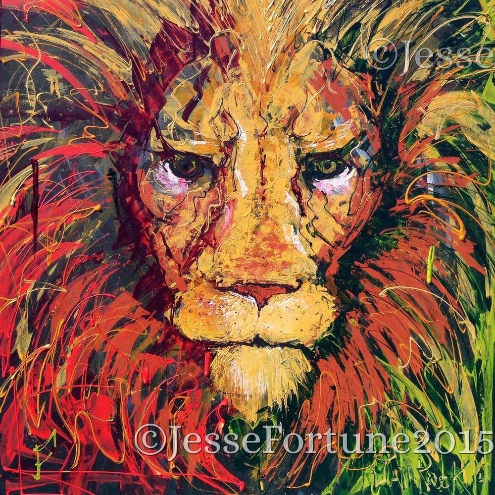 Iron Lion 2014